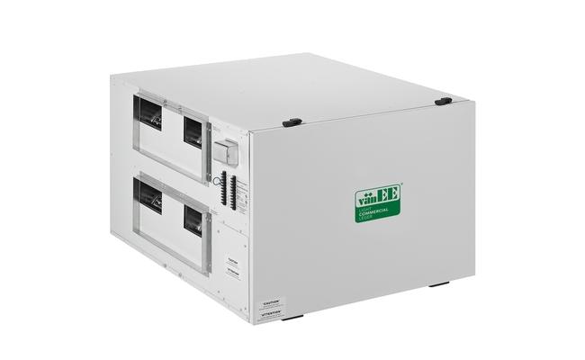 Système ventilation commercial